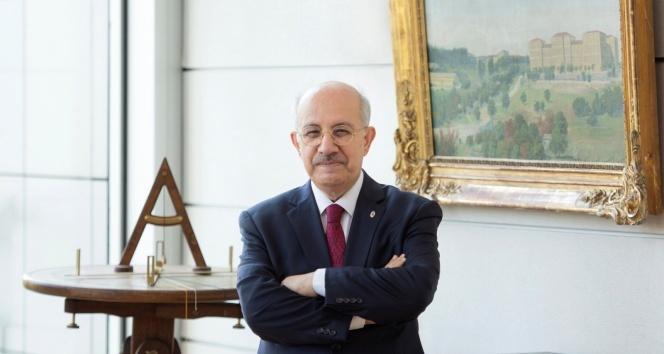 İTÜ Rektörü Prof. Dr. Mehmet Karaca, İTÜ ETA Vakfıkuruluşu olan Doğa Koleji lise öğrencilerinin sorularını yanıtladı