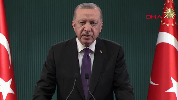 Cumhurbaşkanı Erdoğan'dan aşı pasaportu açıklaması!